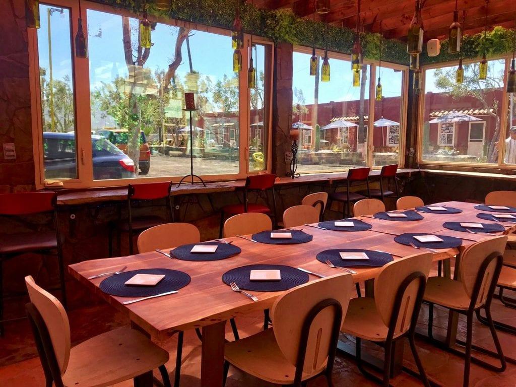 Eucalipto Restaurante