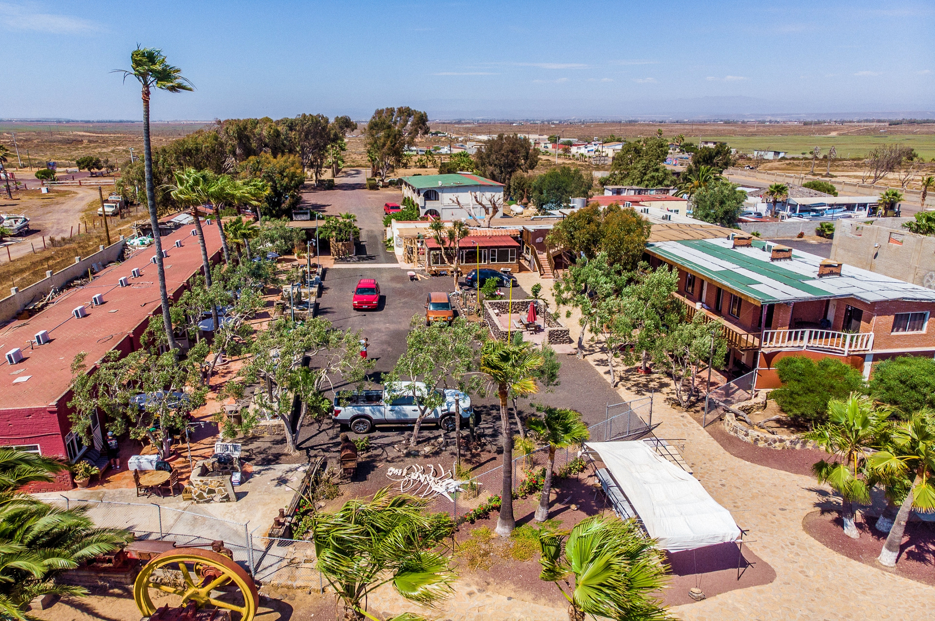 Hotel Old Mill San Quintin