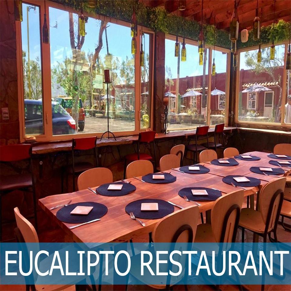 Eucaliptos Restaurant